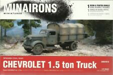 Minairons Miniatures 1/72 Chevrolet 1.5t Truck