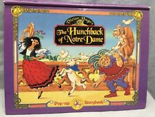 POP-UP BOOK~HUNCHBACK OF NOTRE DAME~FREE SHIPPING