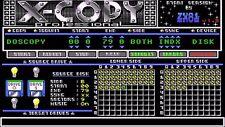 Atari ST Ste STFM STF Mega-XCOPY III v1.3 - utilidad de impresión de copiadoras disco Aplicación