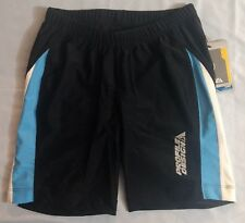 Women Triathlon Shorts Size Small Comp Collection Blk/Pacific Nwt