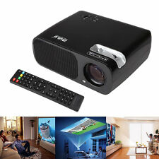 iRULU BL-20 HD 1080P LED LCD Projector Home Cinema HDMI/USB/SD/DTV/AV/VGA Sale