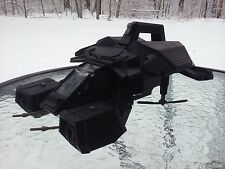Batman Dark Knight Rises The Bat Aircraft Vehicle With Launch Attack Dc Comics