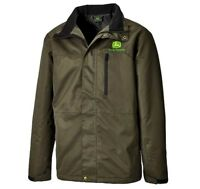 John Deere Dark Green Outdoor Jacket