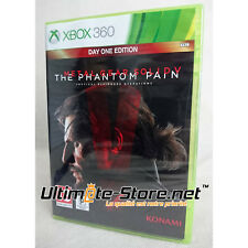 Jeu Xbox 360 - METAL GEAR SOLID V THE PHANTOM PAIN - MGS 5 - Neuf sous Blister