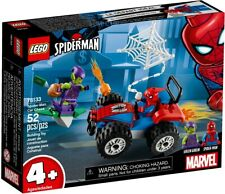 LEGO Marvel Spider-Man Car Chase Set #76133