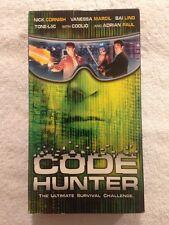 Code Hunter (VHS) Nick Cornish, Vanessa Marcil, Bai Ling, Coolio, Adrain Paul