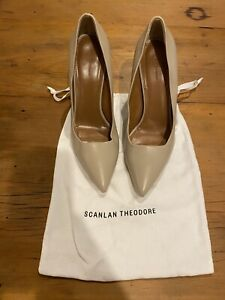 Scanlan Theodore Shoes Size 40 Nude Pumps
