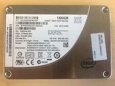 """160GB SSD 2.5"""" Intel 320 Series SATA II MLC 3Gb/s (SSDSA2BW160G3H)"""