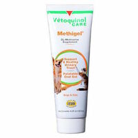 Vetoquinol Methigel Urinary Tract Oral Gel for Dogs & Cats - 4.25 oz.