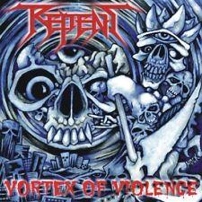 REPENT-VORTEX OF VIOLENCE  (UK IMPORT)  CD NEW