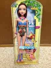 2009 Barbie My Scene Chelsea Doll Highlighted Hair Beach Glam Rare