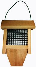 Songbird Cedar - Tail Top Suet Feeder 1022c