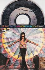 CD CARTONNE CARDSLEEVE LENNY KRAVITZ 2T ARE YOU GONNA GO MY WAY 1993