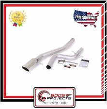 Banks Power Monster Exhaust System Jetta 2.0L TDI Chrome Tip 2009-2010 # 46180