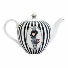 Santoro Gorjuss - Teekanne - Teapot - The Hatter