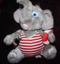 1993 Coca Cola Coke elephant in swimsuit wth coke bottle