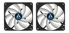 2 x Pack of Arctic Cooling F12 TC 120mm Case Fans 1350 RPM (AFACO-120T0-GBA01)