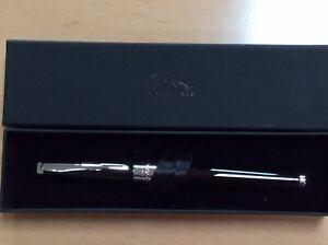 Jaguar Collection Wordmark Ballpoint Pen (Black) (New) Part No 50JGPN500BKA