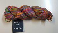 Debbie Bliss Botany Lace #3012 Ronda Mix 100g Merino Orange Blue Purple Green
