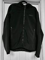 Patagonia Polartek Soft Shell Black Full Zip Jacket Mens Size Large LLogo