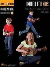 Ukulele for Kids : A Beginner's Guide with Step-by-Step Instruction for...