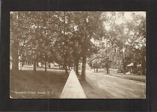 Postcard: Summit, New Jersey - View Of Springfield Avenue - Unused, c.1910