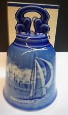 Royal Copenhagen Campana Natale 2012 Christmas Bell 2012 - 1911212 - NEW