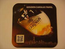 Beer Coaster: Brouwerij Het Anker Gouden Carolus Classic Ale ~ Mechelen, Belgium
