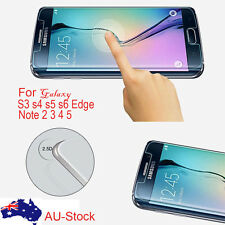 Samsung Galaxy S3 s4 s5 s6 note 2 3 4 5 Tempered Glass Screen Protector