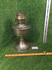 VINTAGE ORIGINAL BRASS SUPER ALADDIN PARAFFIN OIL LAMP BASE WITH WICK