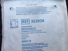 Falcon 353936 Multiwell 96 Bien Plano Placa Inferior Con / Bajo Evaporación Tapa
