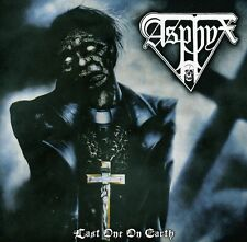 Last One On Earth/Crush of the Cenotaph by Asphyx (Metal) (CD, Jan-2012)