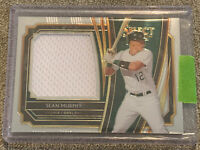 2020 SELECT ROOKIE Jumbo Jersey SWATCH SEAN MURPHY OAKLAND A's SP RC Rookie