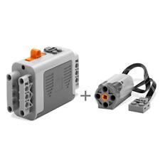 Power Function Motor Building Blocks Parts Compatible With 8881 8883 M Motors