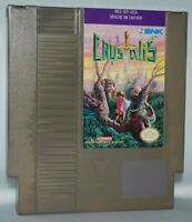 Crystalis (1990) Cartridge NES Nintendo Game Authentic Tested Good