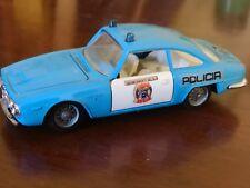 Politoys Mc Gregor APS 83  Alfa Romeo 2600 Policia Scala 1/41
