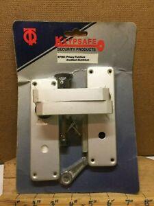 Keypsafe TQ Security privacy Furniture Anodised Aluminium Door Handles KP305