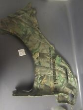 KAWASAKI KVF-750 750 BRUTE FORCE 05 06 07 RIGHT SIDE FAIRING PLASTIC COVER camo