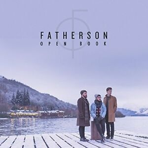 Fatherson - Open Book [CD]