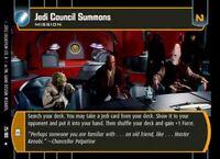 JG Star Wars TCG Gather the Council #13 Rare