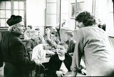 Belgium Vlaams Film De Witte Cinema Robbe De Hert Luc Philips Old Photo 1979