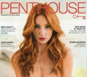 Penthouse Germany August/Sept. 09- 2021 - Lacy Lennon