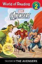 World of Reading Ser.: The Story of the Avengers, Level 2 by Disney Book Group Staff (2012, Trade Paperback)