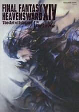FINAL FANTASY XIV HEAVENSWARD The Art of Ishgard The Scars of War Japan