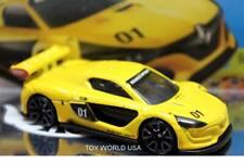 2016 Hot Wheels #79 Hw Exotics Renault Sport R.S. 01 yellow