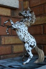 Breyer Appaloosa CM/Custom Silver Mold Traditional Size