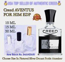 Creed Aventus for Men EDP Perfume: 🔥Hot Travel Purse Decant Vials 5ML - 30ML🔥