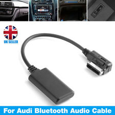 AUX Audio Cable Adapter For Audi VW AMI MDI MMI Bluetooth Music Interface UK