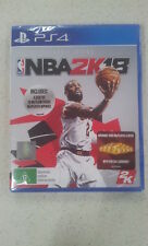 NBA 2K18 With Bonus PS4 Game New & Sealed