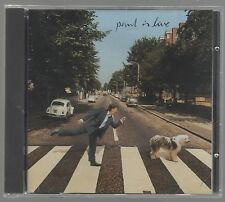 PAUL McCARTNEY Mc CARTNEY  PAUL IS LIVE CD TIMBRO A SECCO BEATLES  COME NUOVO!!!